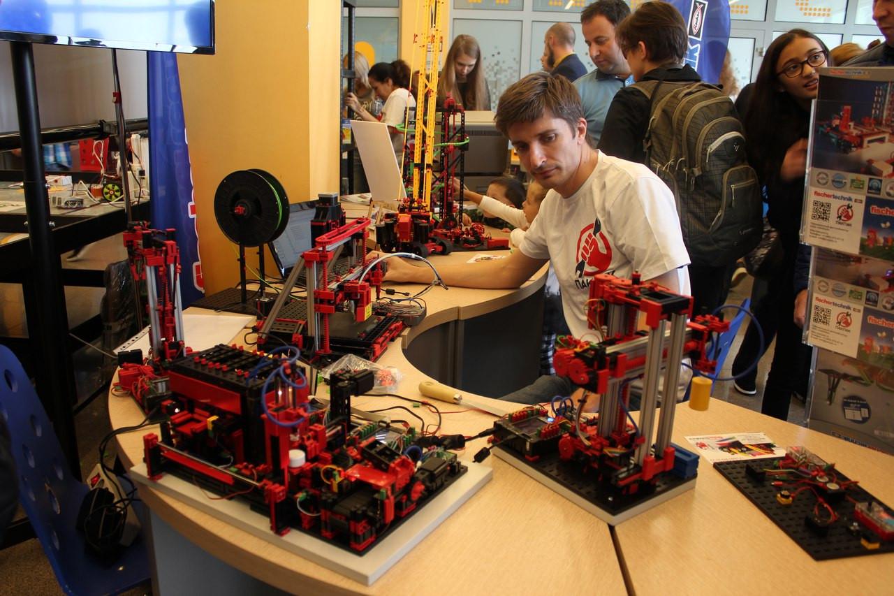"""Фестиваль """"Maker Faire"""" - фото 8"""