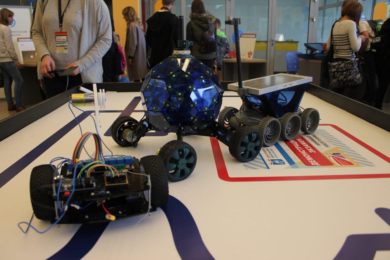 """Фестиваль """"Maker Faire"""" - фото 11"""