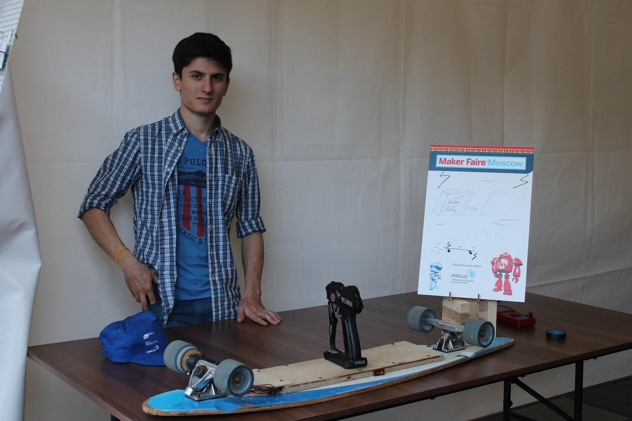 """Фестиваль """"Maker Faire"""" - фото 12"""