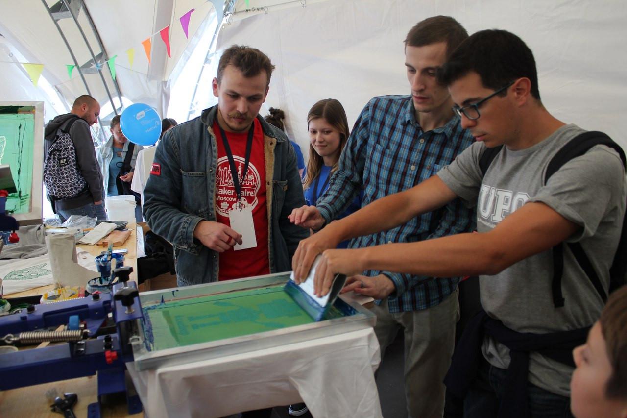 """Фестиваль """"Maker Faire"""" - фото 13"""