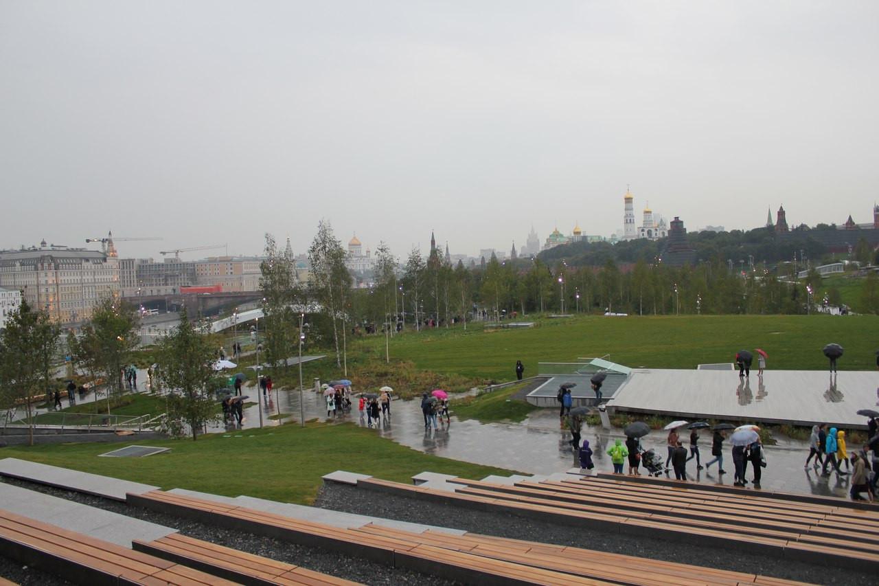 """Парк """"Зарядье"""" - фото 2"""