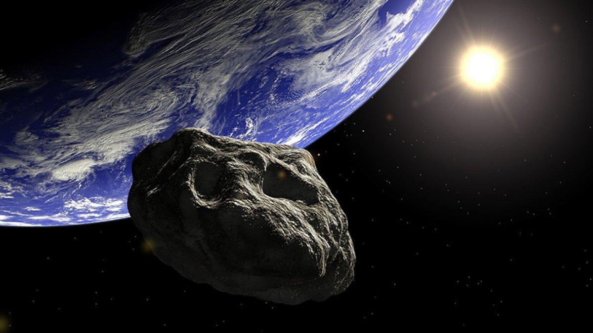 Астероид может столкнуться с планетой Земля