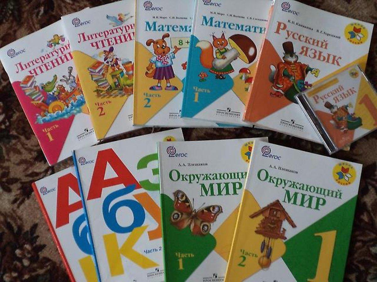 Проводится экспертиза учебников по русскому языку и математике