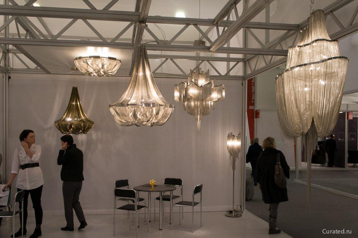 С 11-14 октября проходит выставка I SALONI WORLDWIDE MOSCOW