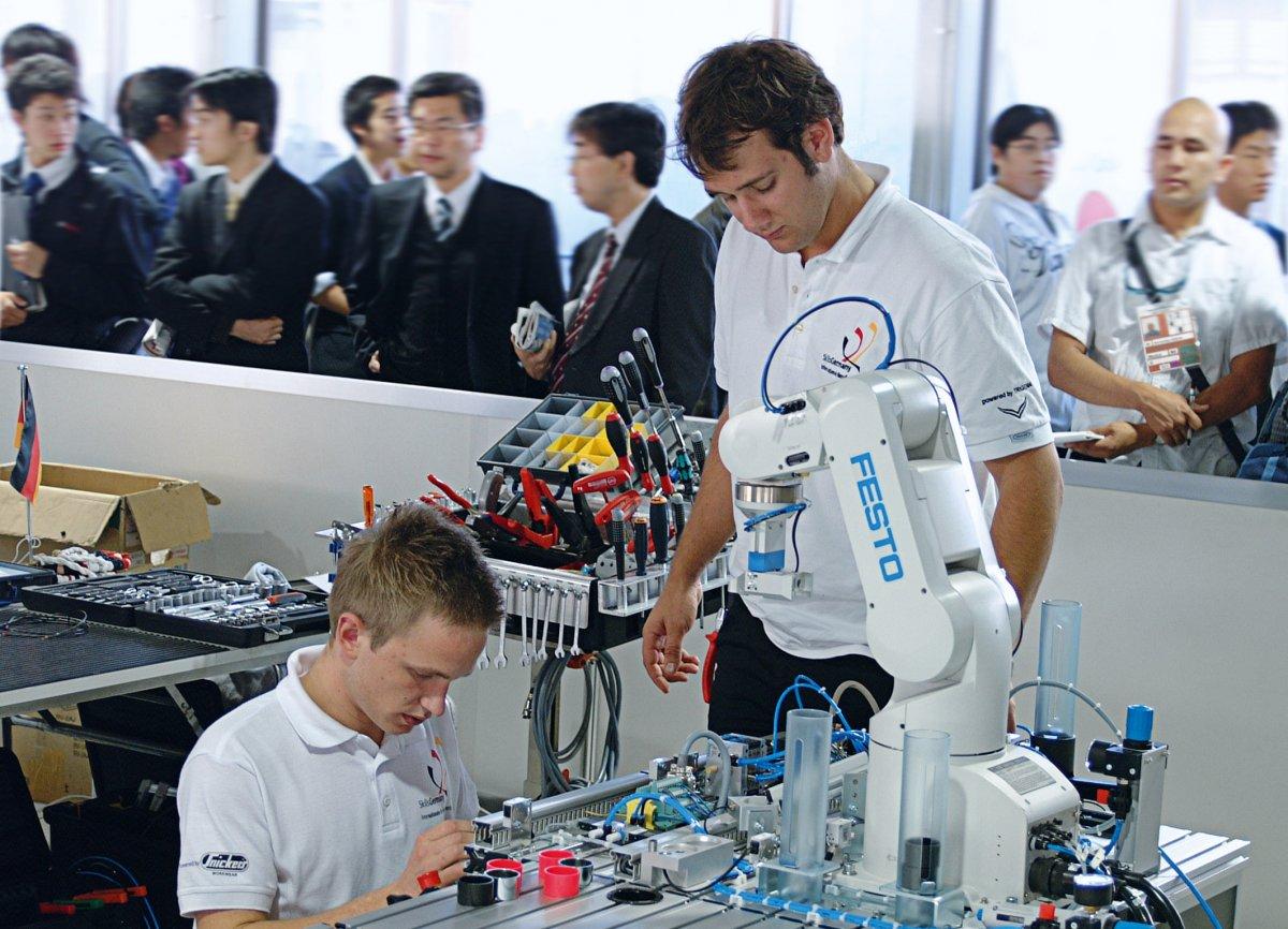 Открылся 44-й чемпионат мира по профессиональному мастерству WorldSkills