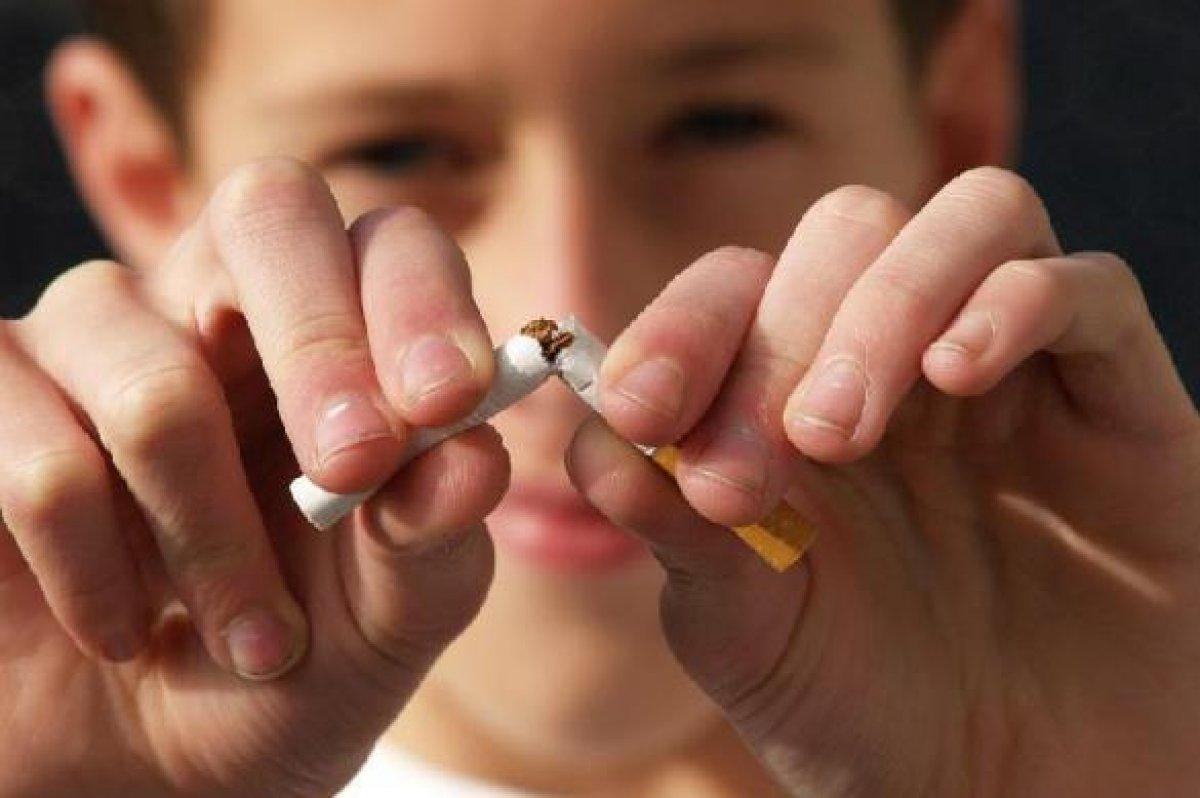Подростки в России стали меньше курить