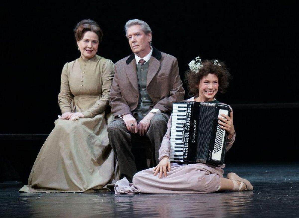 Театр Вахтангова отправляется на гастроли в Китай