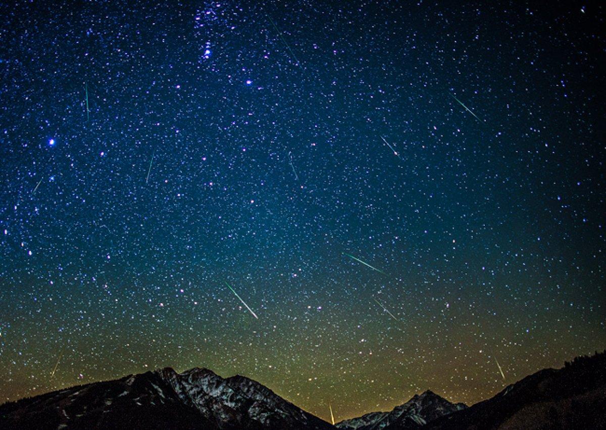 Жители Земли увидят звездопад