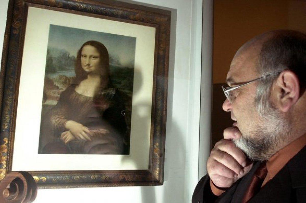 «Усатую» Моно Лизу продали за 743 тысячи долларов