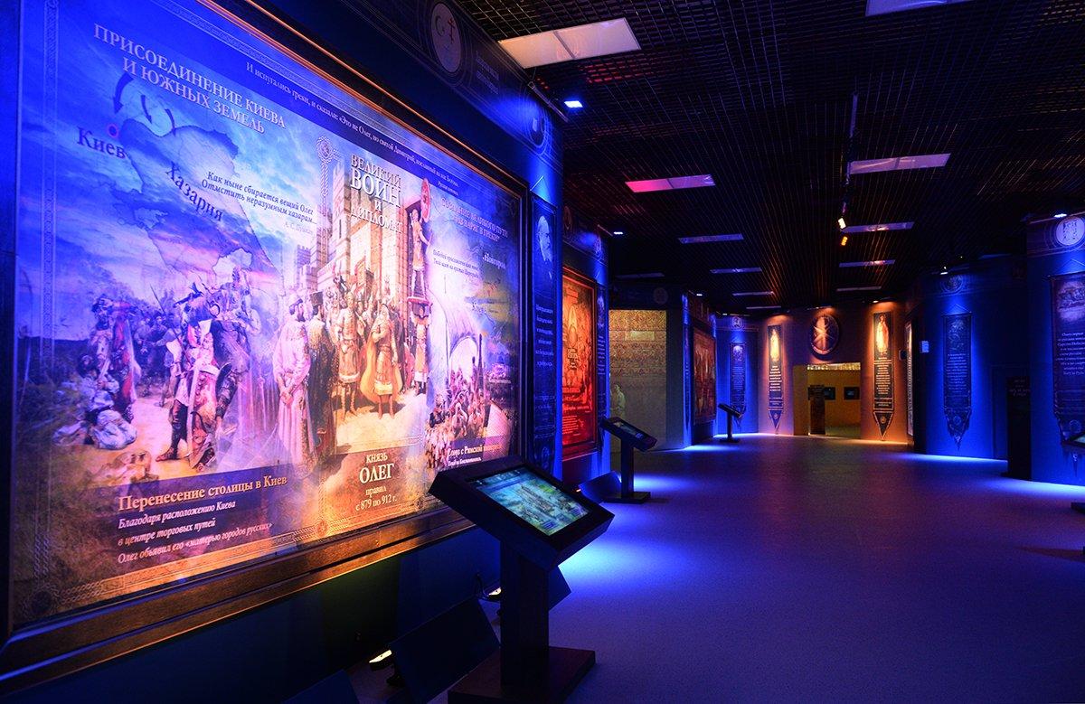 Открылись новые филиалы исторического парка «Россия — моя история»