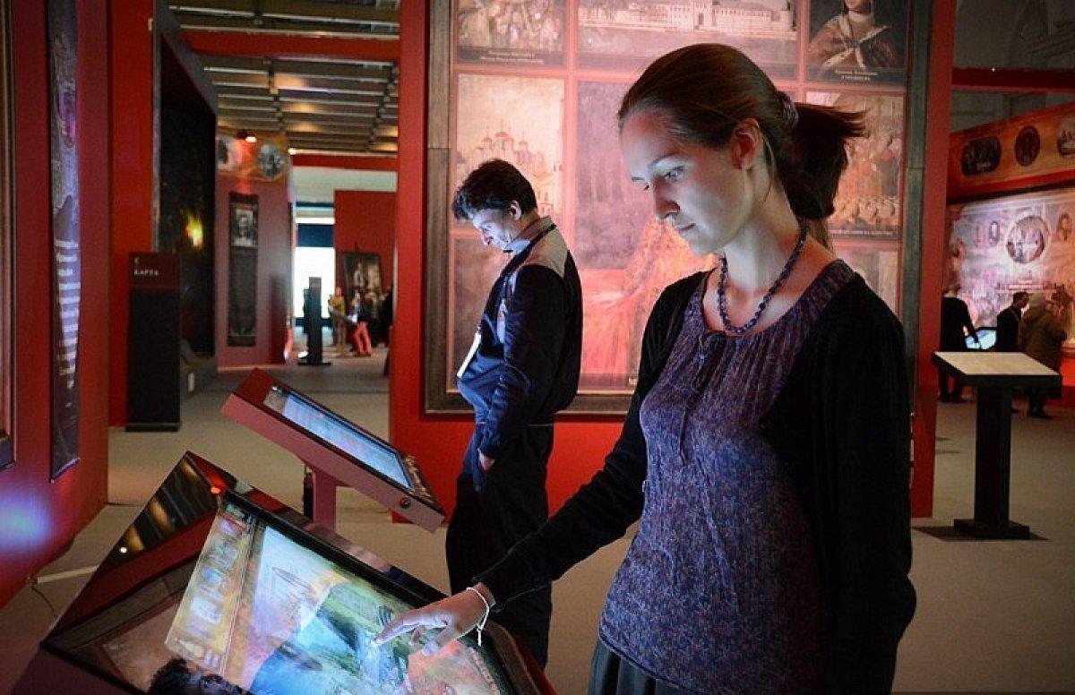 В Казани открылся мультимедийный комплекс «Россия - Моя история»