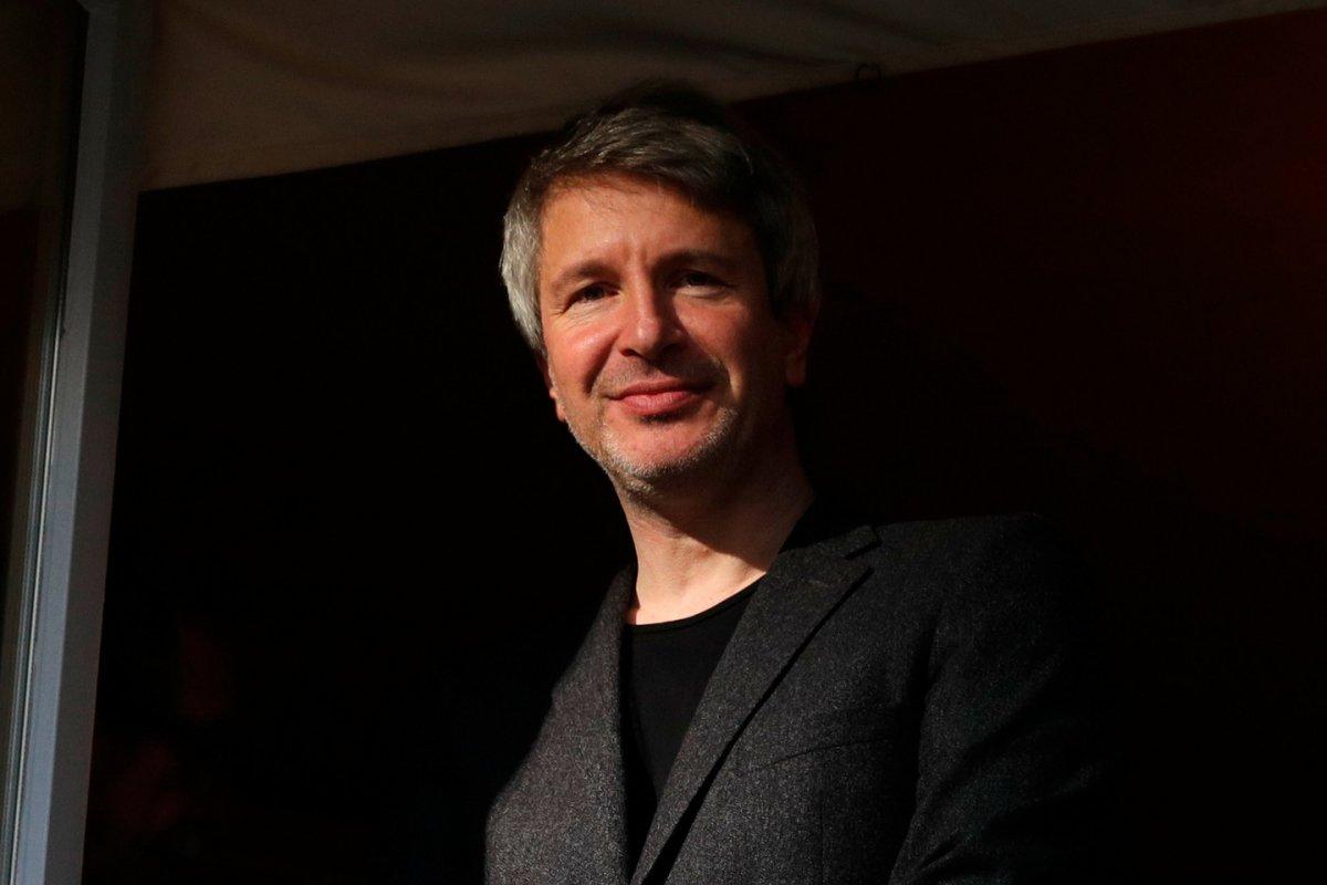 Писатель Эрик Вюйяр получил Гонкуровскую премию