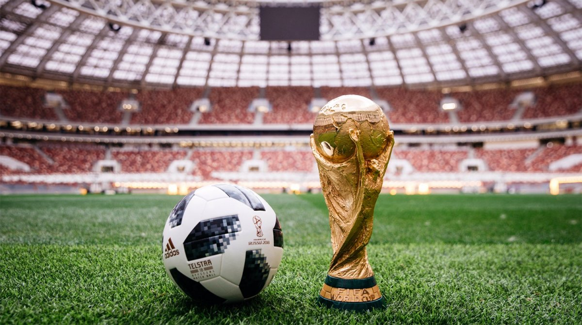 В Москве представили официальный мяч ЧМ 2018