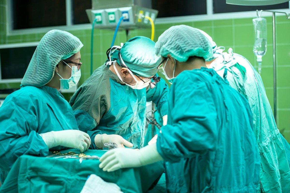 Хирургам удалось пересадить человеческую голову