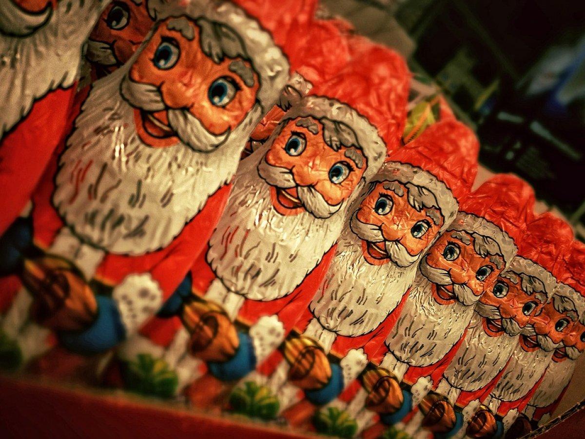 А где же Дед Мороз?