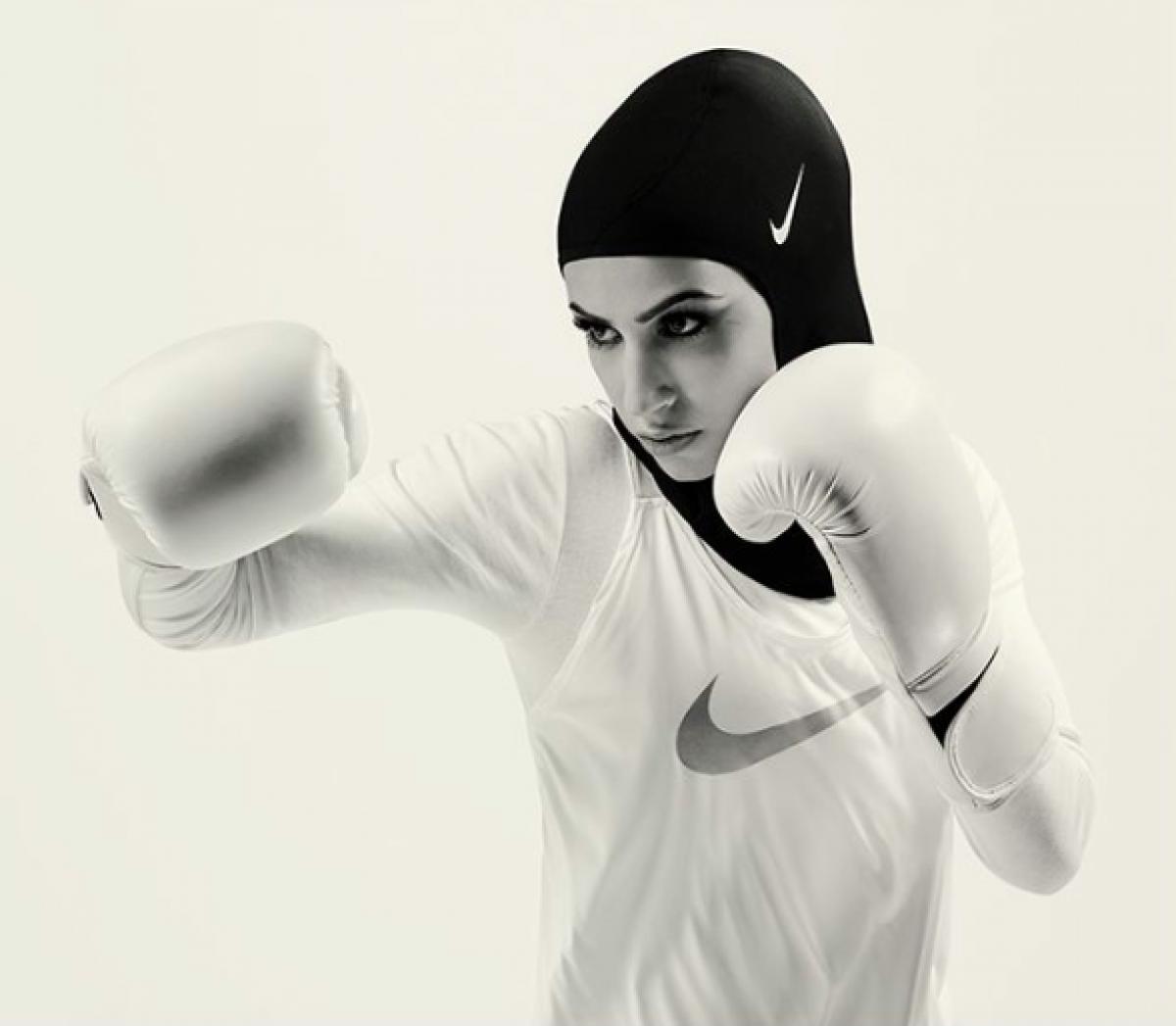 Первый в мире спортивный хиджаб появится на полках магазинов