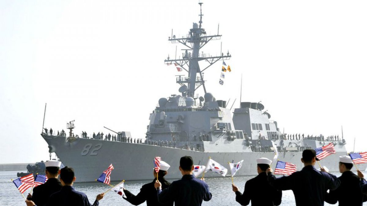 США и Республика Корея ответили на запуск северокорейской ракеты