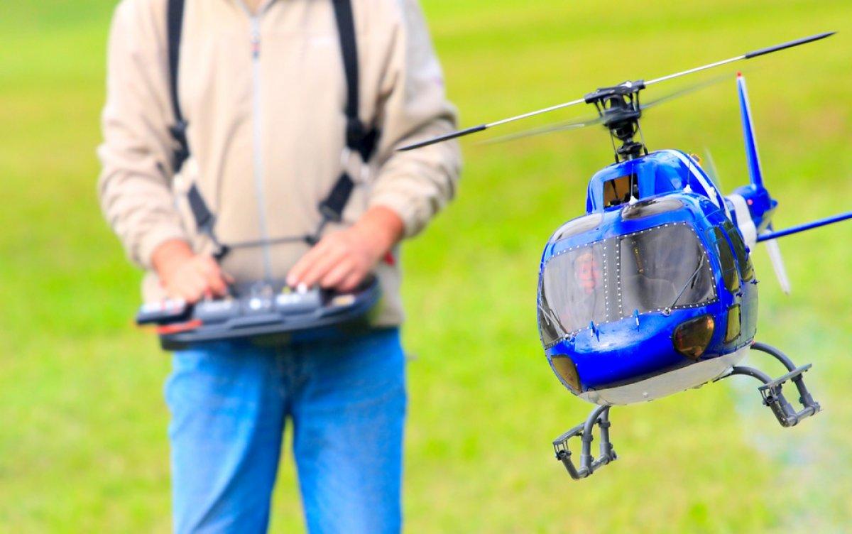 Требования Воздушного кодекса для БПЛА вступили в силу