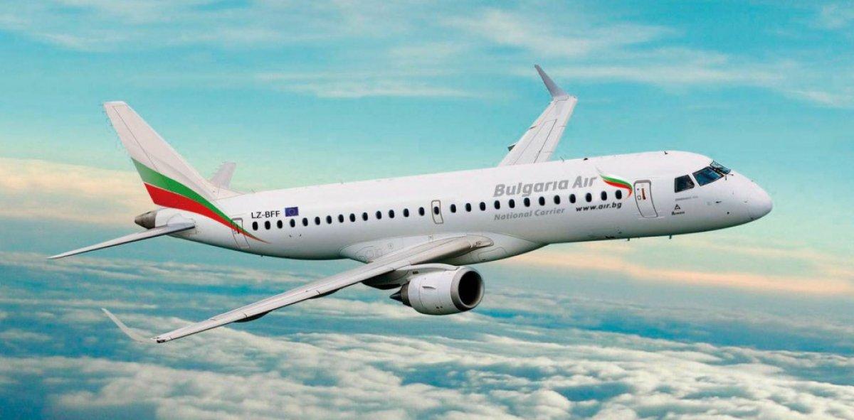 Все российские пассажиры авиакомпании Bulgaria Аir покинули Бургас