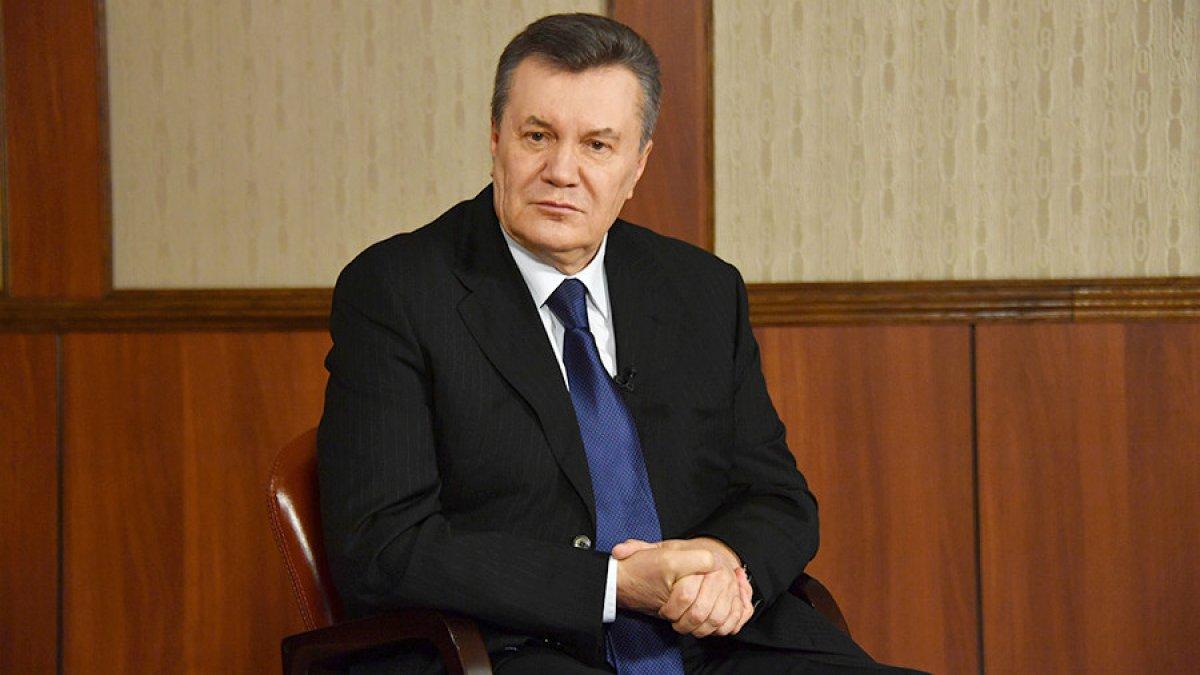 "Суд над собой Виктор Янукович назвал ""политическим ток-шоу"""