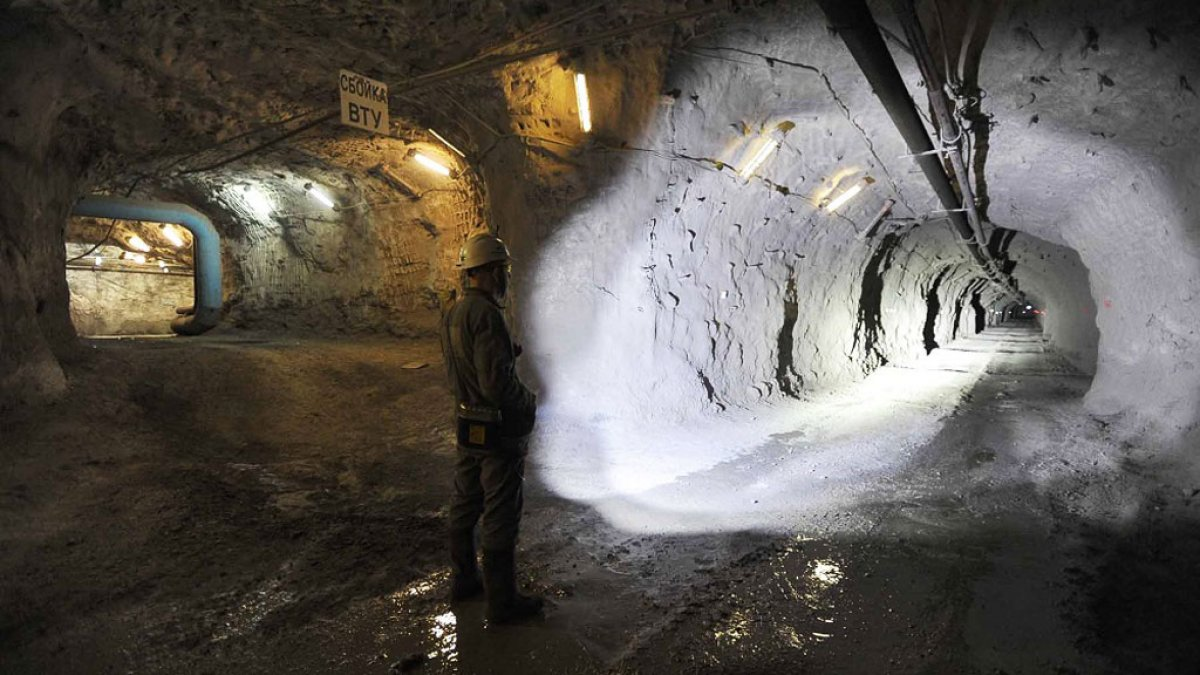 Взрыв в шахте. Есть жертвы.