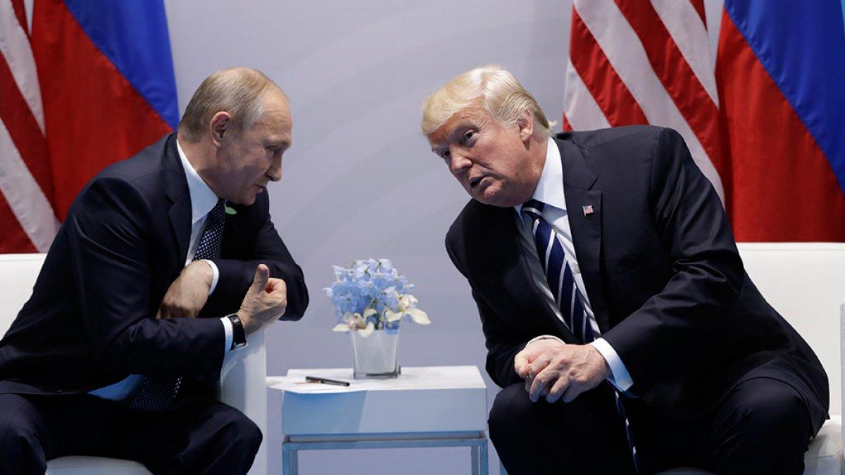Первая встреча Путина и Трампа завершилась