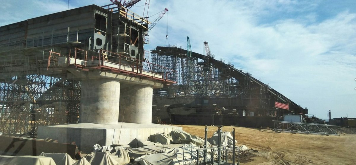 Керченскому мосту посвятили более тысячи стихотворений и песен
