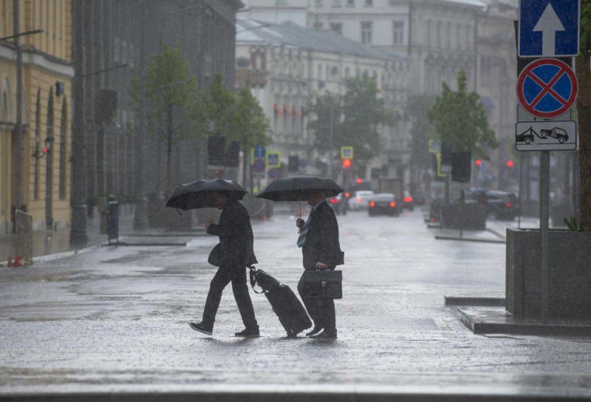 В Москве будет лишь несколько настоящих летних дней