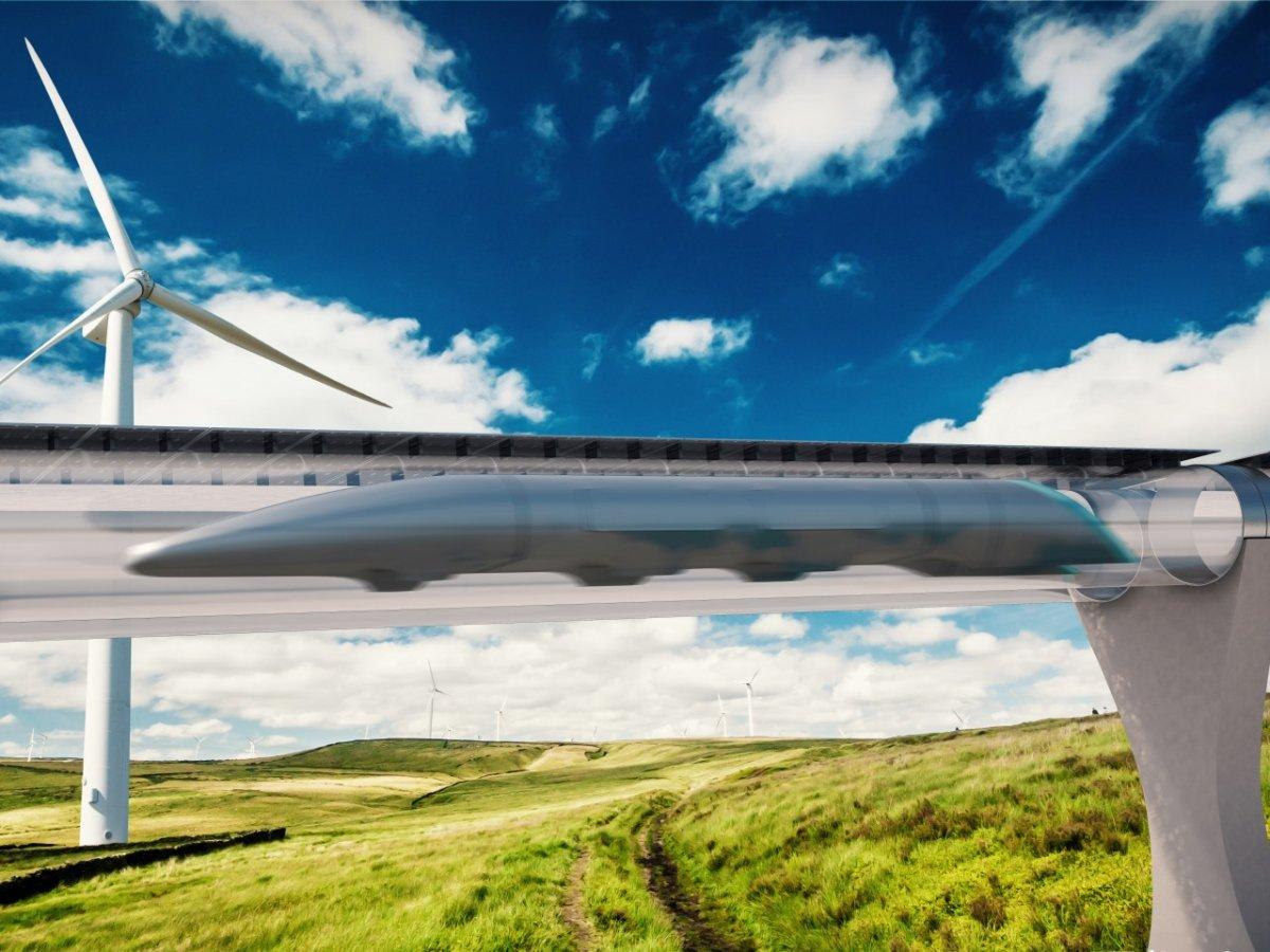 Транспорт будущего от Илона Маска приобретет Россия