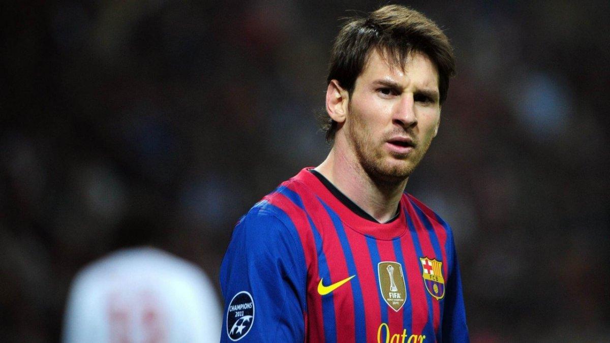 Лионель Месси стал самым высокооплачиваемым футболистом в мире