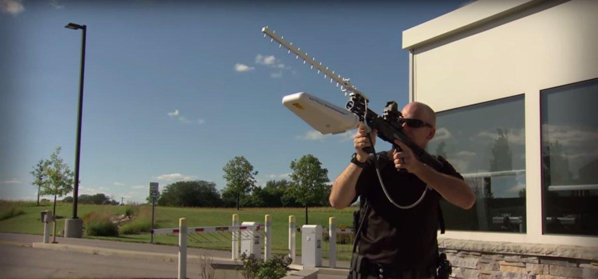 Новое оружие против беспилотников изобрели российские конструкторы