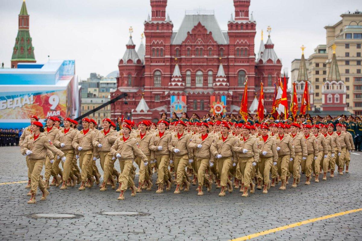 Около 140 тысяч школьников вступили в ряды «Юнармии»