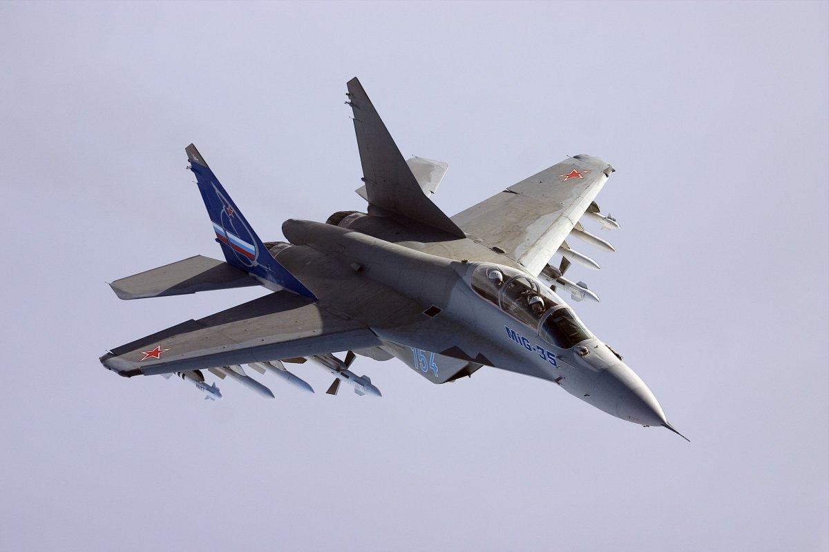 Истребитель МиГ-35 впервые покажут на авиасалоне МАКС