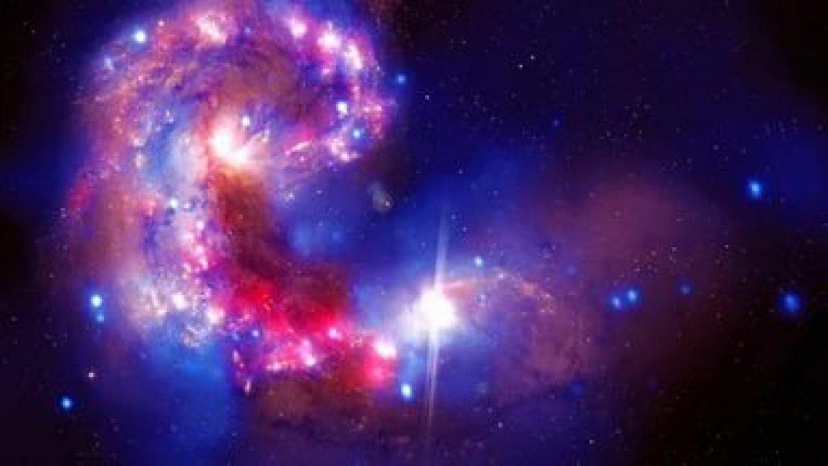 Учёный из Великобритании посчитал все частицы во Вселенной