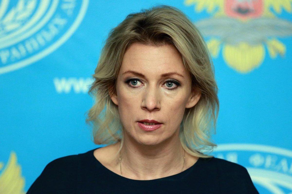 Захарова: Вашингтон отказывается выдавать визы российским дипломатам