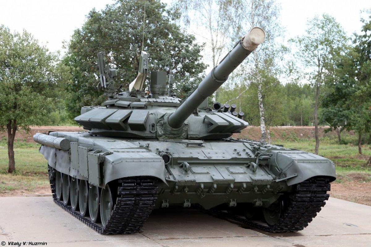 Непогода могла привести к субботней аварии с танком Т-72Б