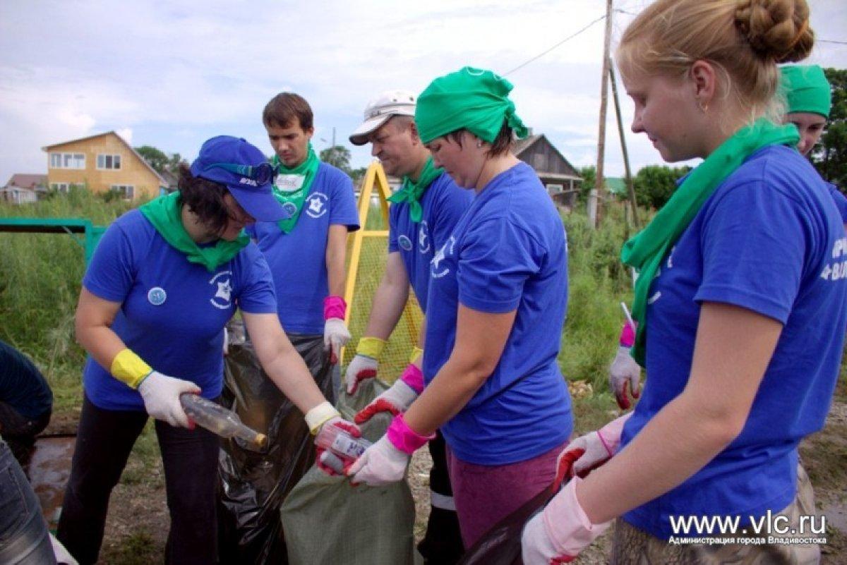 В России появится День добровольца