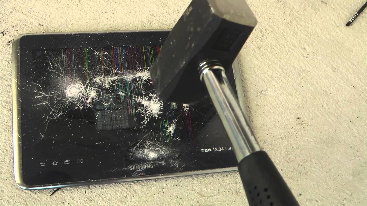 В Китае разбивают смартфоны непослушных учеников