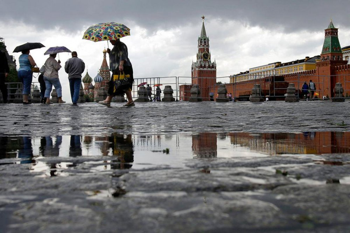 Лето в Москву уже не придёт