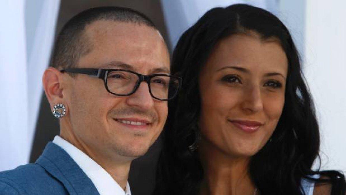 «Твиттер» вдовы солиста «Linkin Park» взломали