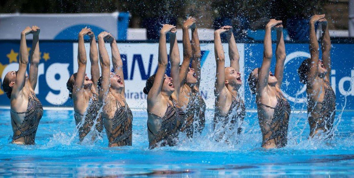 Россия выиграла седьмое «золото» на ЧМ в Будапеште