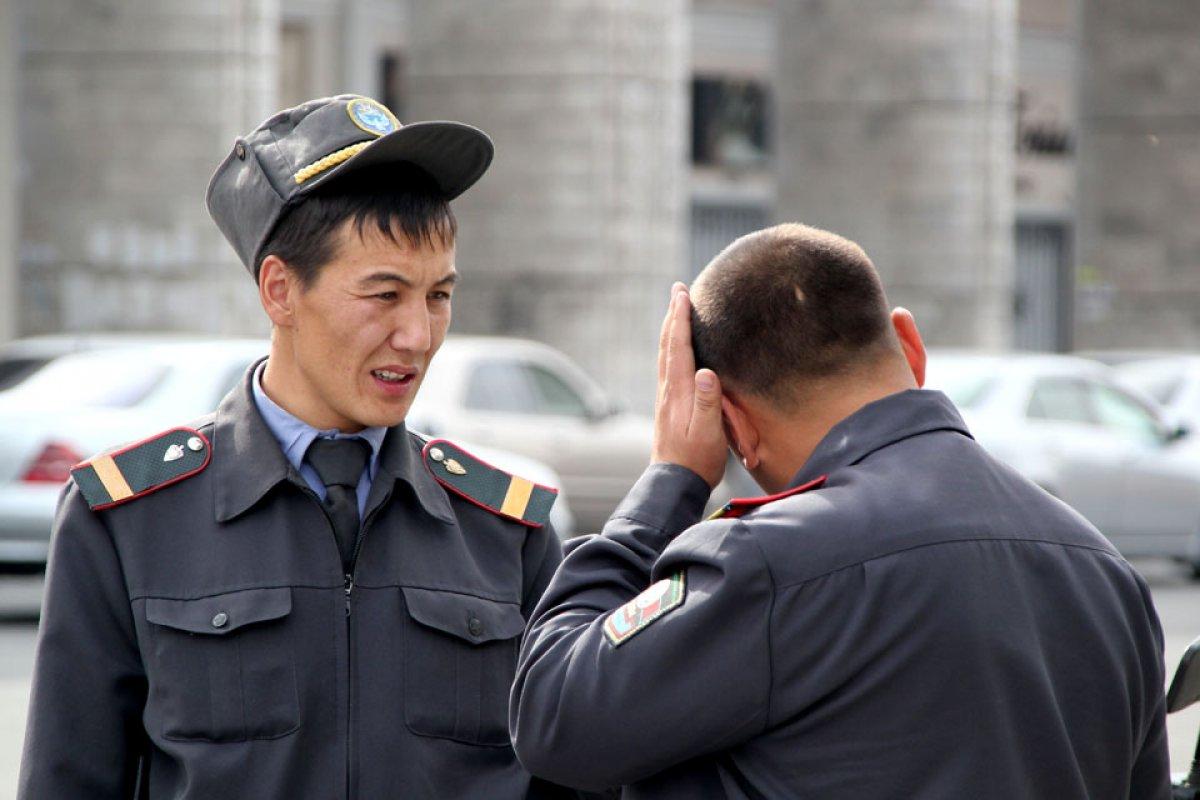 Милиция Таджикистана худеет