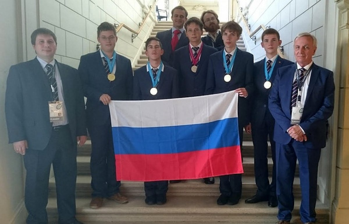 Российские школьники поставили рекорд Европы по физике