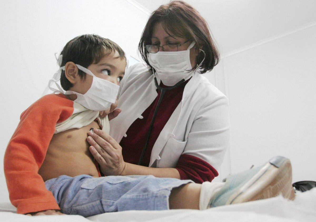 Вспышка энтеровирусного менингита произошла в Нижневартовске