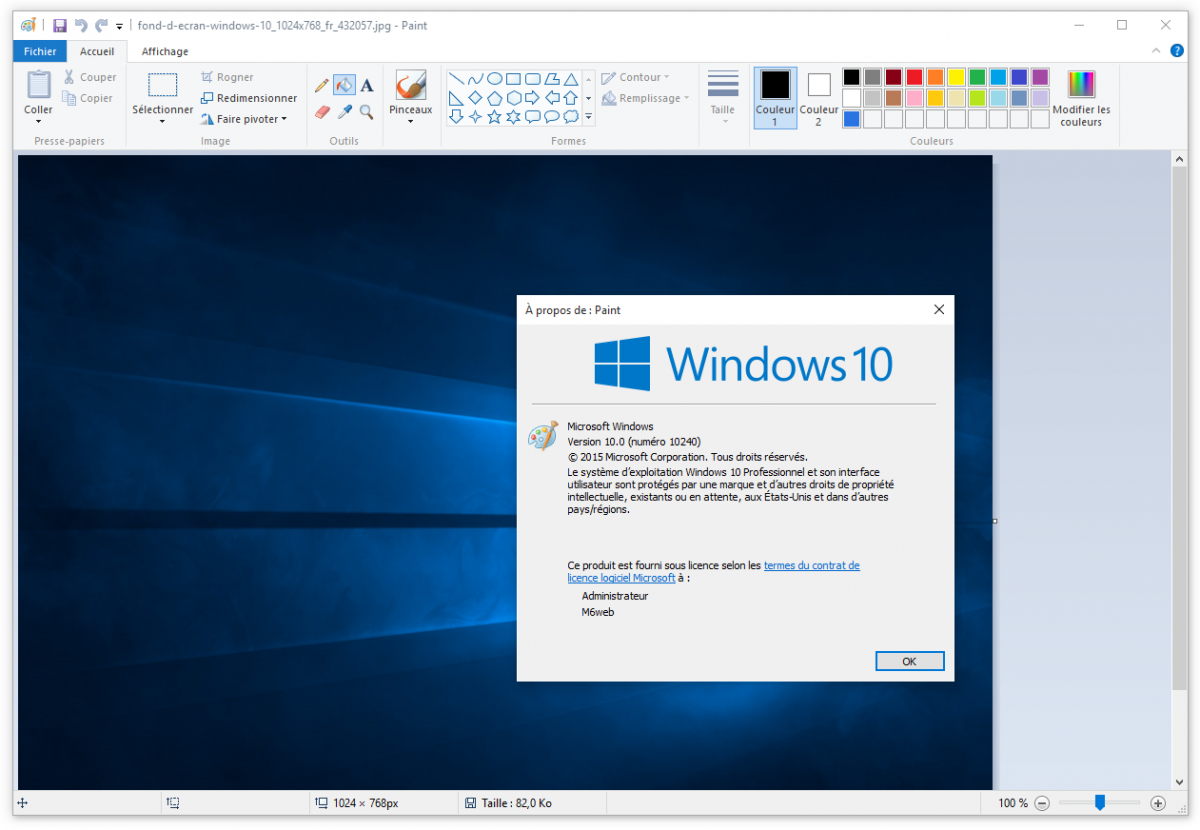 Microsoft удалит графический редактор Paint