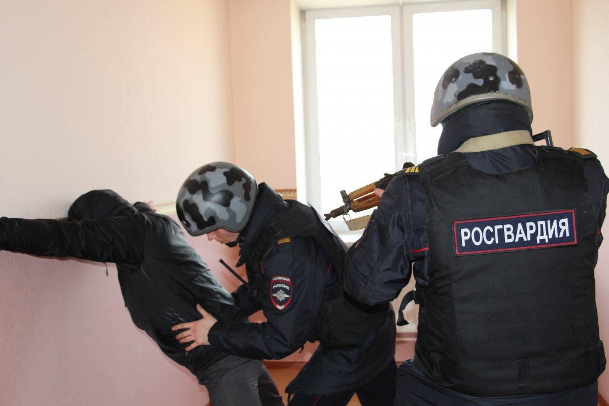 В Москве задержали стрелявшего по прохожим мужчину
