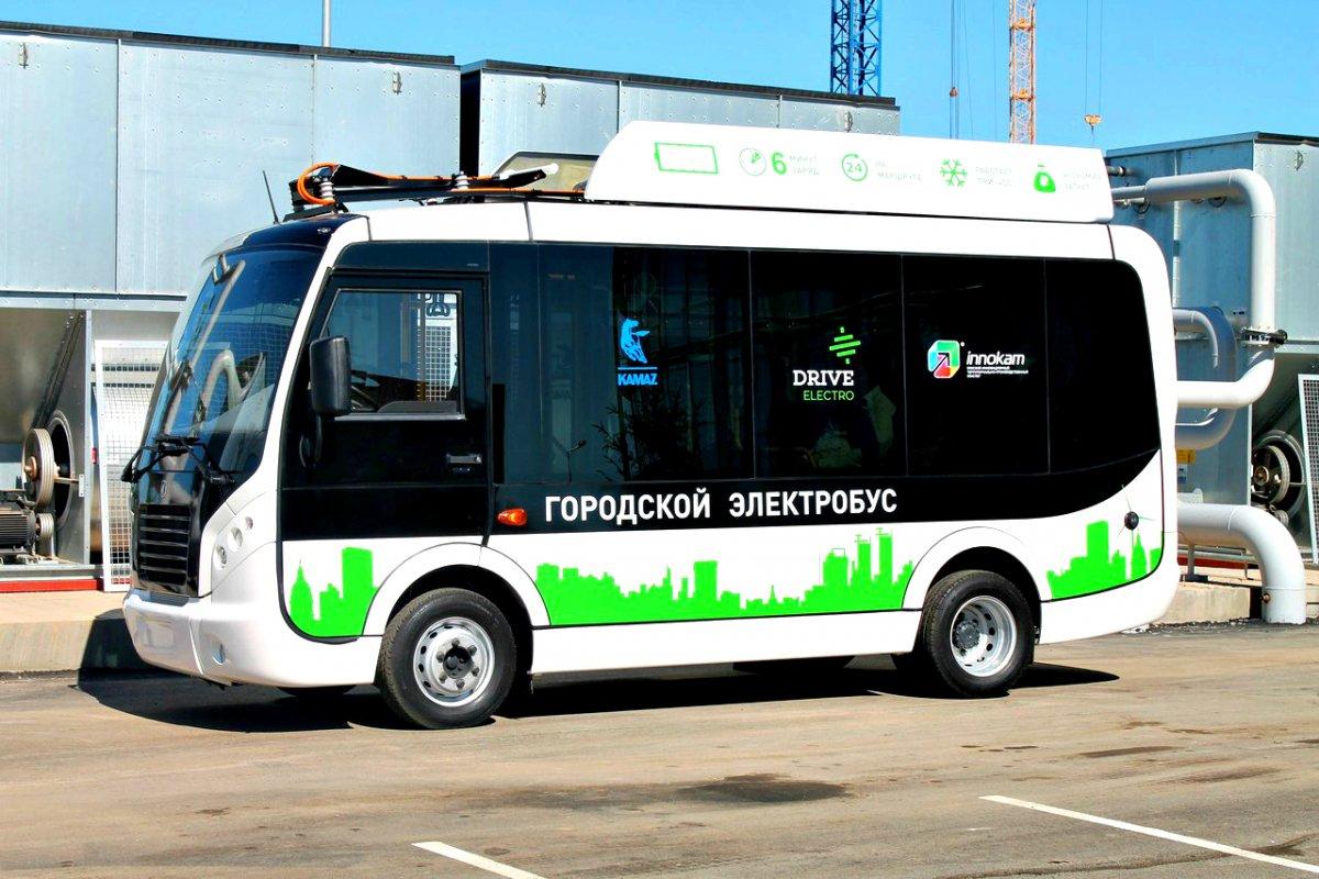 Первые электробусы на улицах Москвы могут появиться уже в 2018 году