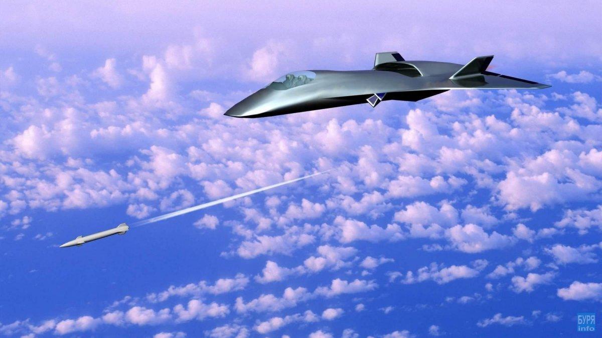 Истребитель шестого поколения сможет делать радиофотографии противника