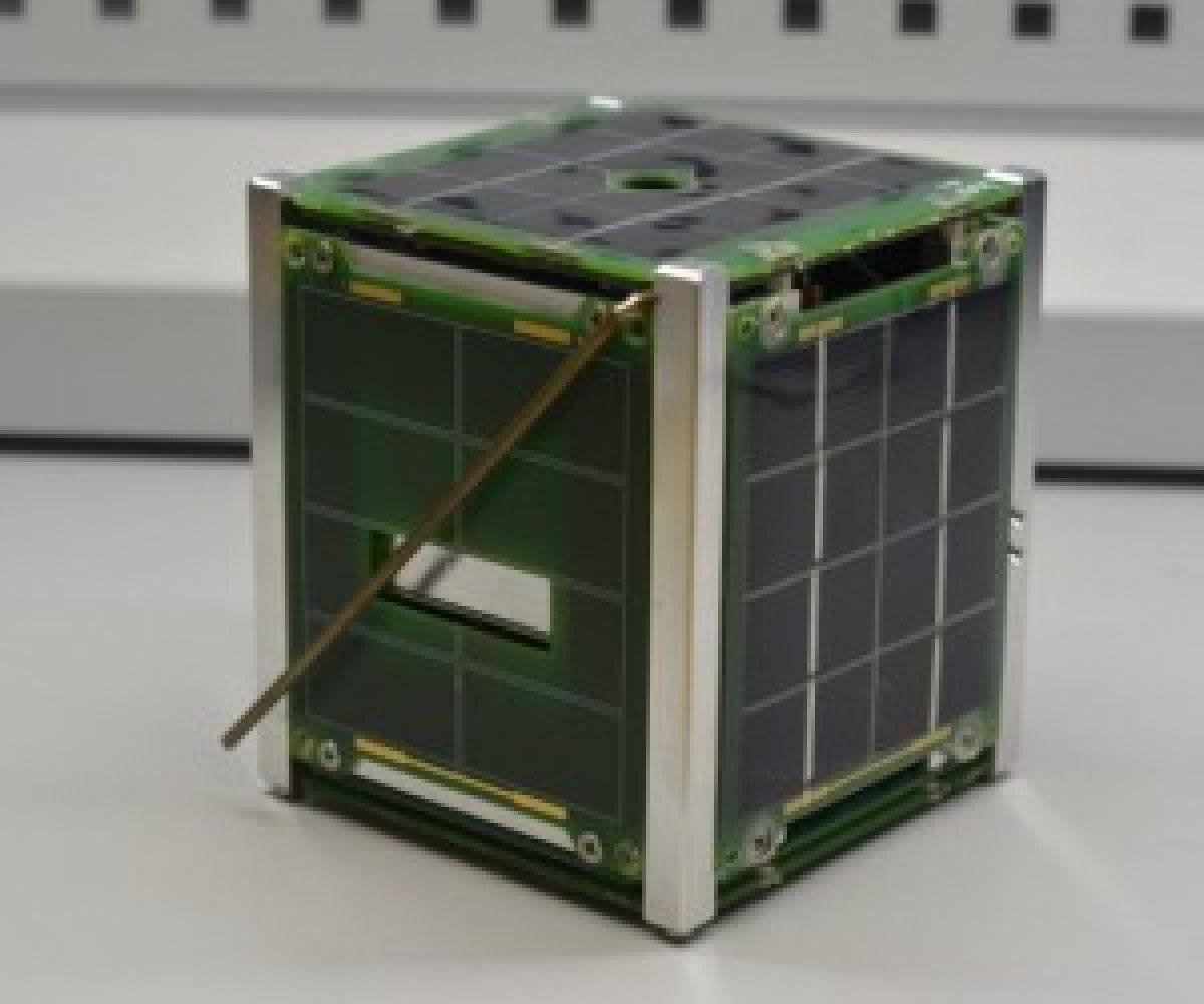 Российские школьники под руководством учёных МГУ создали наноспутник