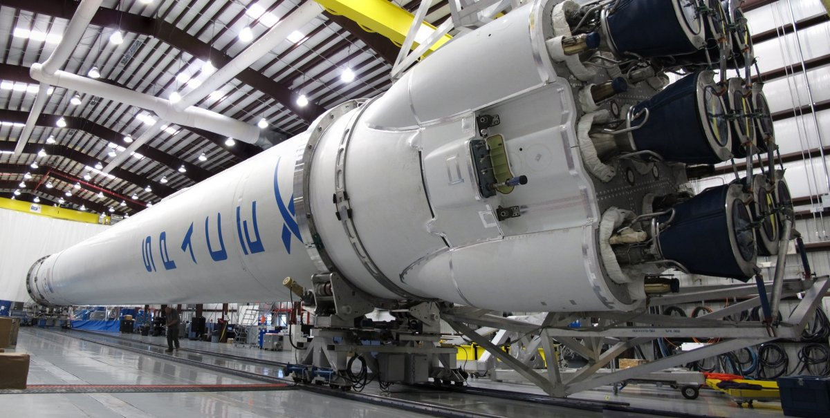 Названа рыночная стоимость SpaceX